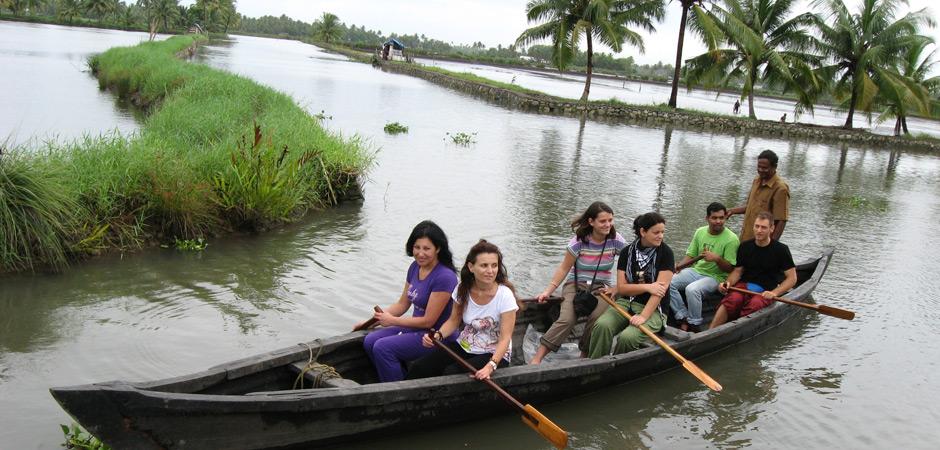 Pizhala Pokkali Tourism
